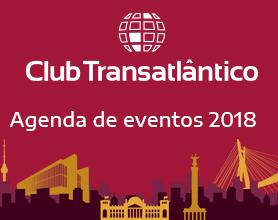 Agenda de eventos 2018 - Club Transatlântico