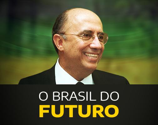 O Brasil do Futuro: Reformas e Desenvolvimento - Almoço com Henrique Meirelles