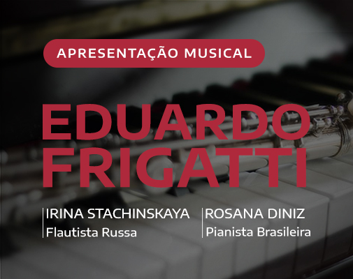 Concerto Internacional: Irina Stachinskaya Rosana Diniz