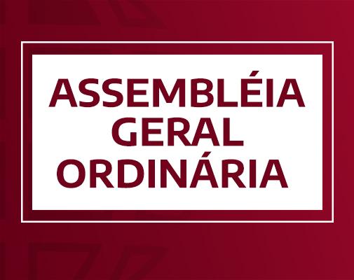 Assembléia Geral Ordinária