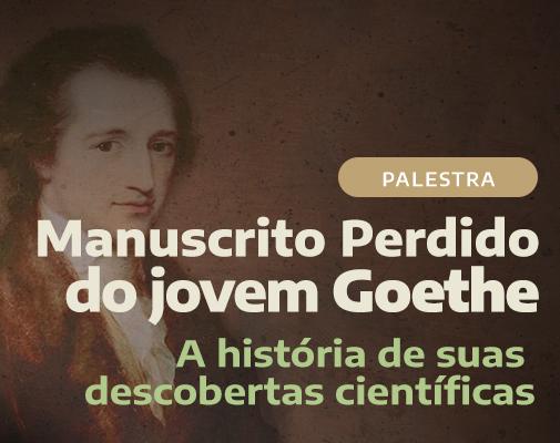 Manuscrito Perdido do jovem Goethe