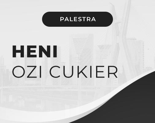 Heni Ozi Cukier - Oportunidades da criação da comissão de relações internacionais da Alesp.
