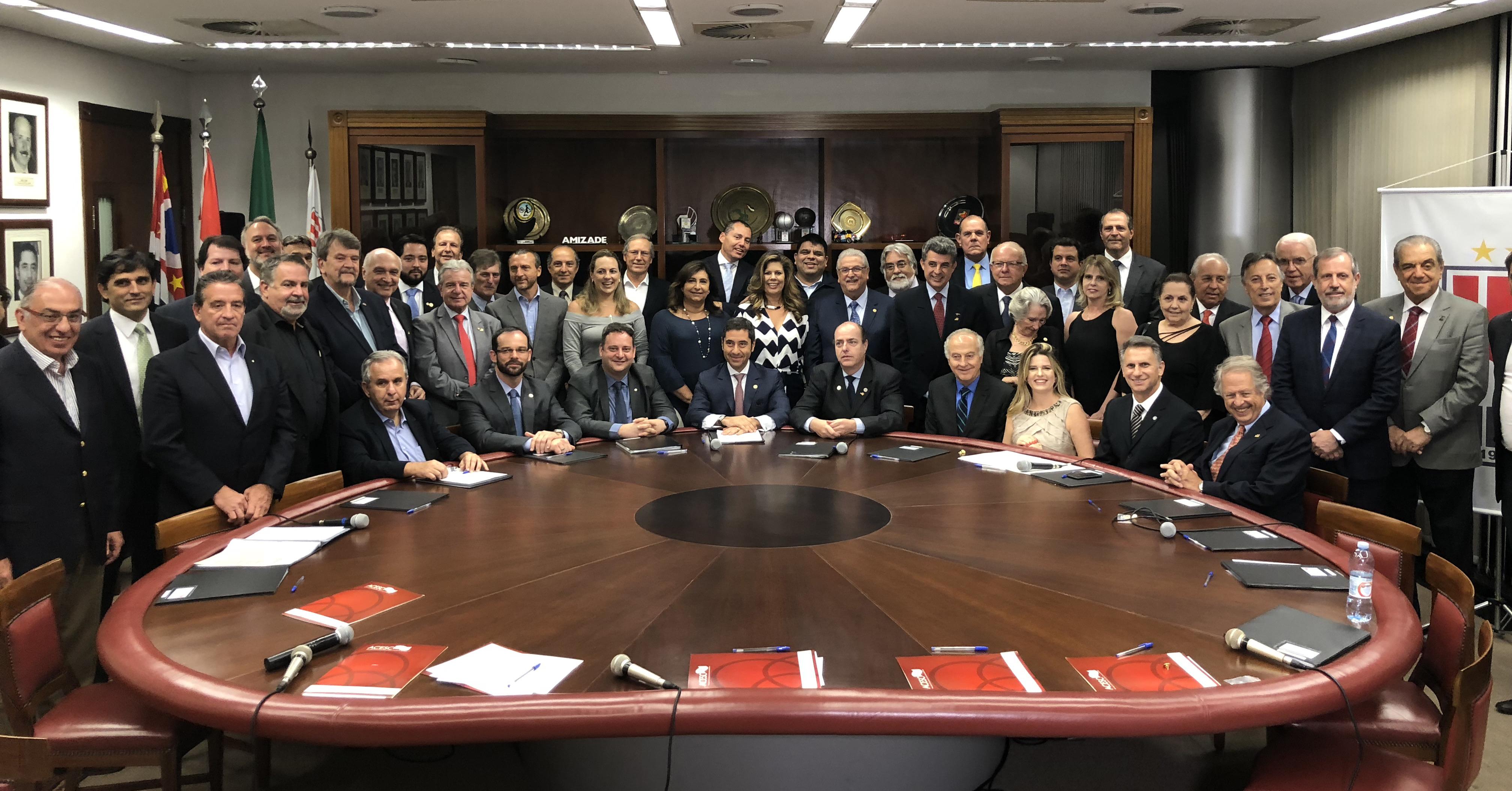 Club Transatlântico é o mais novo integrante da Associação de Clubes Esportivos e Sócio-Culturais de São Paulo (ACESC)